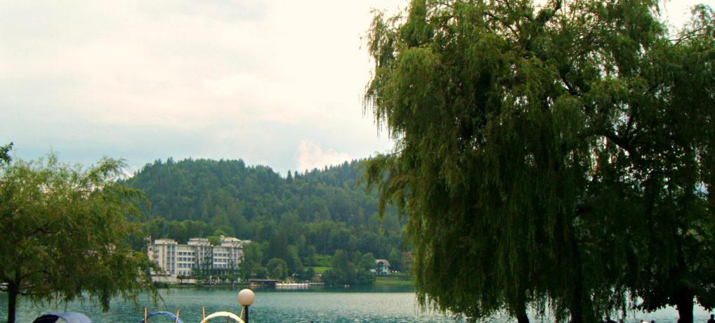Lago di Bled: panorami romantici in Slovenia