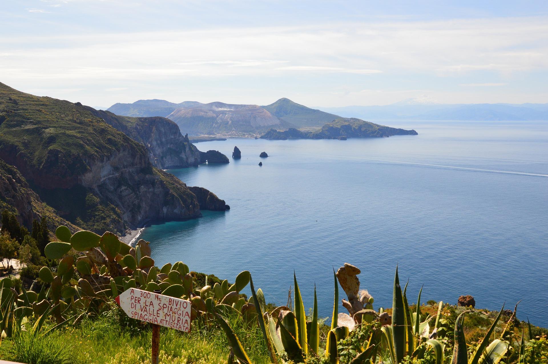 Gita fuori porta alle Isole Eolie