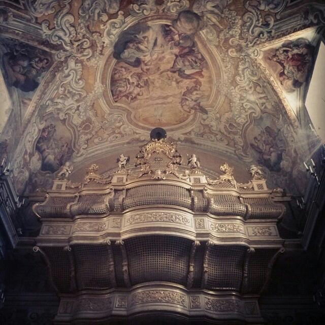 Da vedere a Catania: il barocco di Via Crociferi