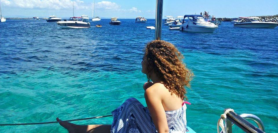 Viaggio a Favignana: mille sfumature di blu