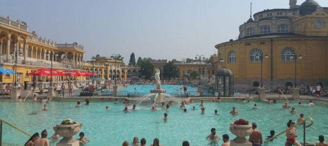 Terme di Budapest più belle: Terme Széchenyi